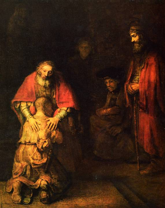 "Luke 15:11-32: ""The Parable Of The Prodigal Son"""
